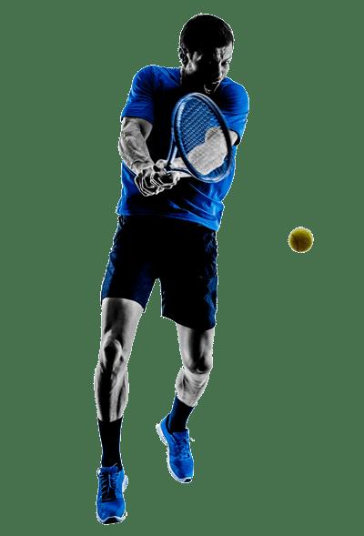 מאמן טניס