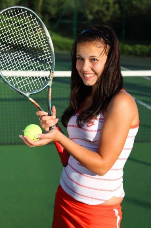 אימון טניס למתחילים